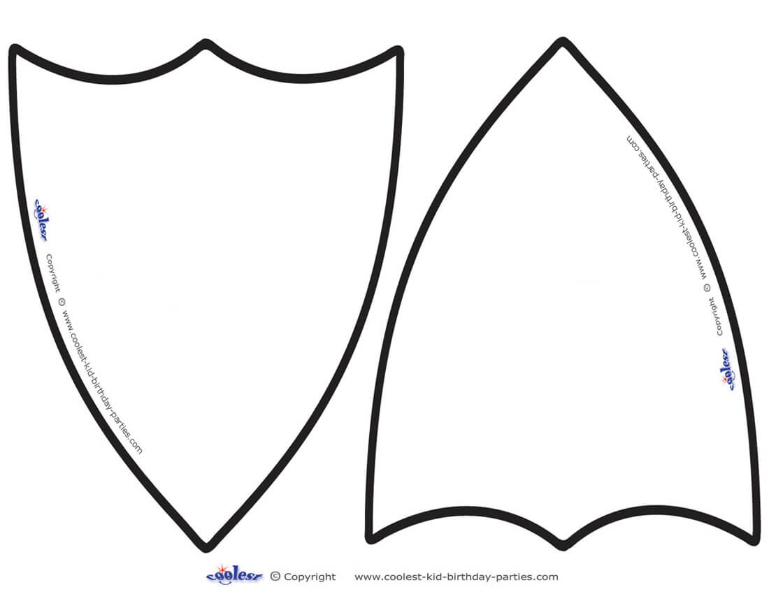 Free Shield Template, Download Free Clip Art, Free Clip Art For Blank Shield Template Printable