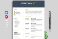 Free Simple Resume & Cv Templates Word Format 2019 | Resumekraft Throughout Free Downloadable Resume Templates For Word
