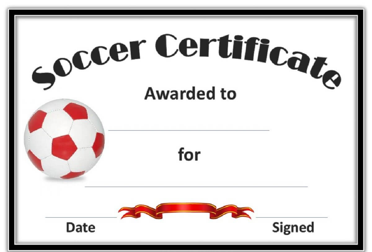 Free Soccer Certificate Templates | Spiderman Face | Soccer Regarding Soccer Certificate Templates For Word