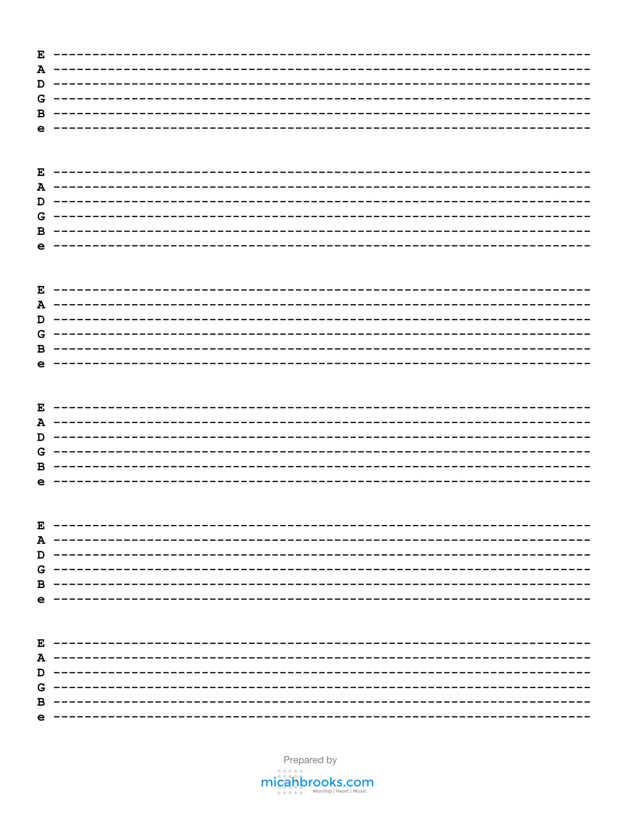 Free Stuff From Worship Publishing - Our Gift To You intended for Blank Sheet Music Template For Word