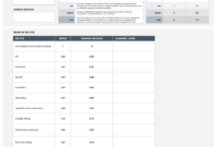 Free Test Case Templates | Smartsheet within Test Case Execution Report Template