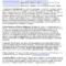 Free Unilateral Non Disclosure Agreement (Nda) | Pdf | Word Regarding Nda Template Word Document