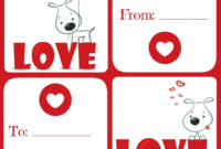 Free Valentines Card Printable For Kids – Daily Dish With with regard to Valentine Card Template For Kids