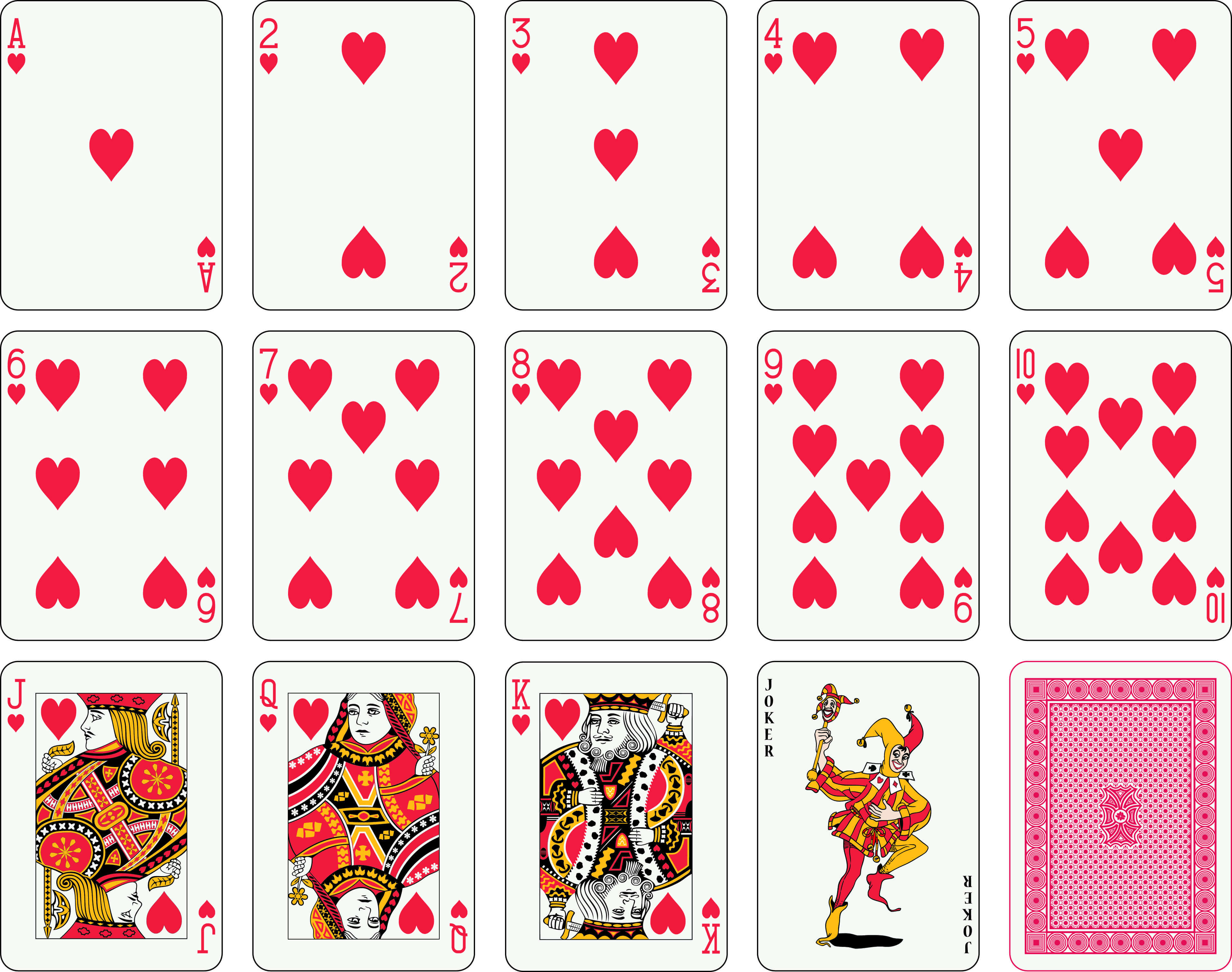 Free Vector Poker 03 Vector | 21St Birthday | Cards, Playing with regard to Planning Poker Cards Template