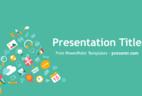 Free Viral Campaign Powerpoint Template - Prezentr intended for Virus Powerpoint Template Free Download
