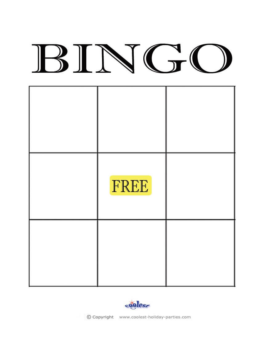Free+Printable+Blank+Bingo+Cards+Template | Bingo Card For Blank Bingo Template Pdf