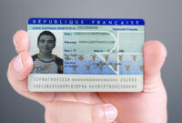 French Id Card | Real French Id Card | French Identity Card intended for French Id Card Template