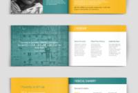 Fundraising & Charity Brochure Template | Brochure Templates inside Ngo Brochure Templates