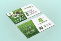 Garden Landscape Business Card Templates – Creative Business with regard to Landscaping Business Card Template