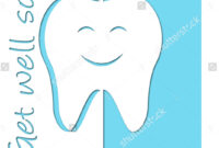 Get Well Soon After Dentist Card Stock Vector (Royalty Free regarding Get Well Card Template