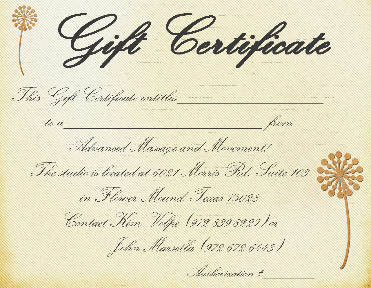 Gift Certificate Massage Template | Certificatetemplategift pertaining to Massage Gift Certificate Template Free Printable