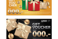 Gift Voucher Coupon Template For Your Business Vec inside Gift Certificate Log Template