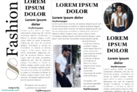 Google Docs Newspaper Template Newspaper Template For Google pertaining to Newspaper Template For Powerpoint