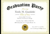 Graduation Invitations. Graduation Party Invitation for Free Graduation Invitation Templates For Word