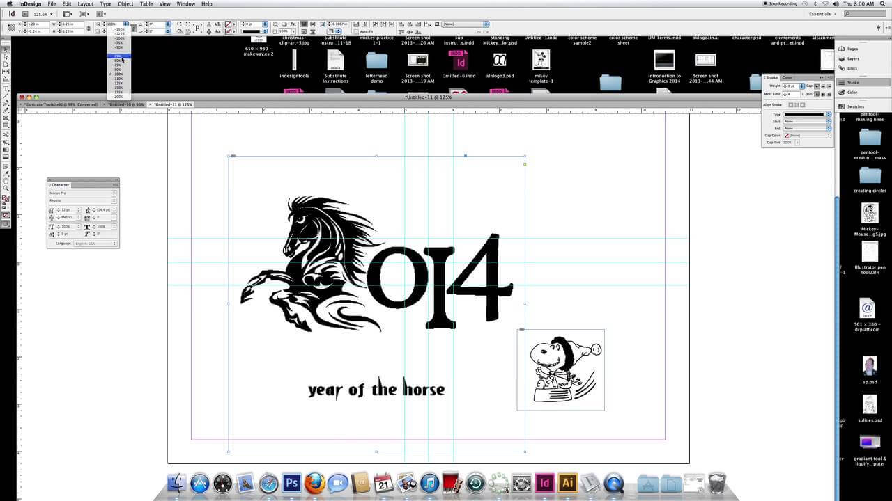 Greeting Card In Indesign - Youtube regarding Birthday Card Template Indesign