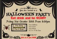 Halloween Certificate & Award Templates At throughout Halloween Costume Certificate Template