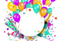 Happy Birthday Banner Poster Template intended for Free Happy Birthday Banner Templates Download