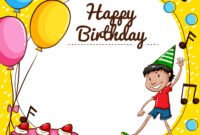 Happy Birthday Template Free Vector Art – (1,622 Free Downloads) throughout Free Happy Birthday Banner Templates Download