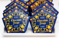 Harry Potter Chocolate Frogs – Free Printable Template For with Chocolate Frog Card Template