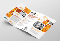 Health Insurance Tri-Fold Brochure Template In Psd, Ai within Membership Brochure Template