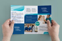 Healthcare Clinic Tri-Fold Brochure Template In Psd, Ai with regard to Welcome Brochure Template