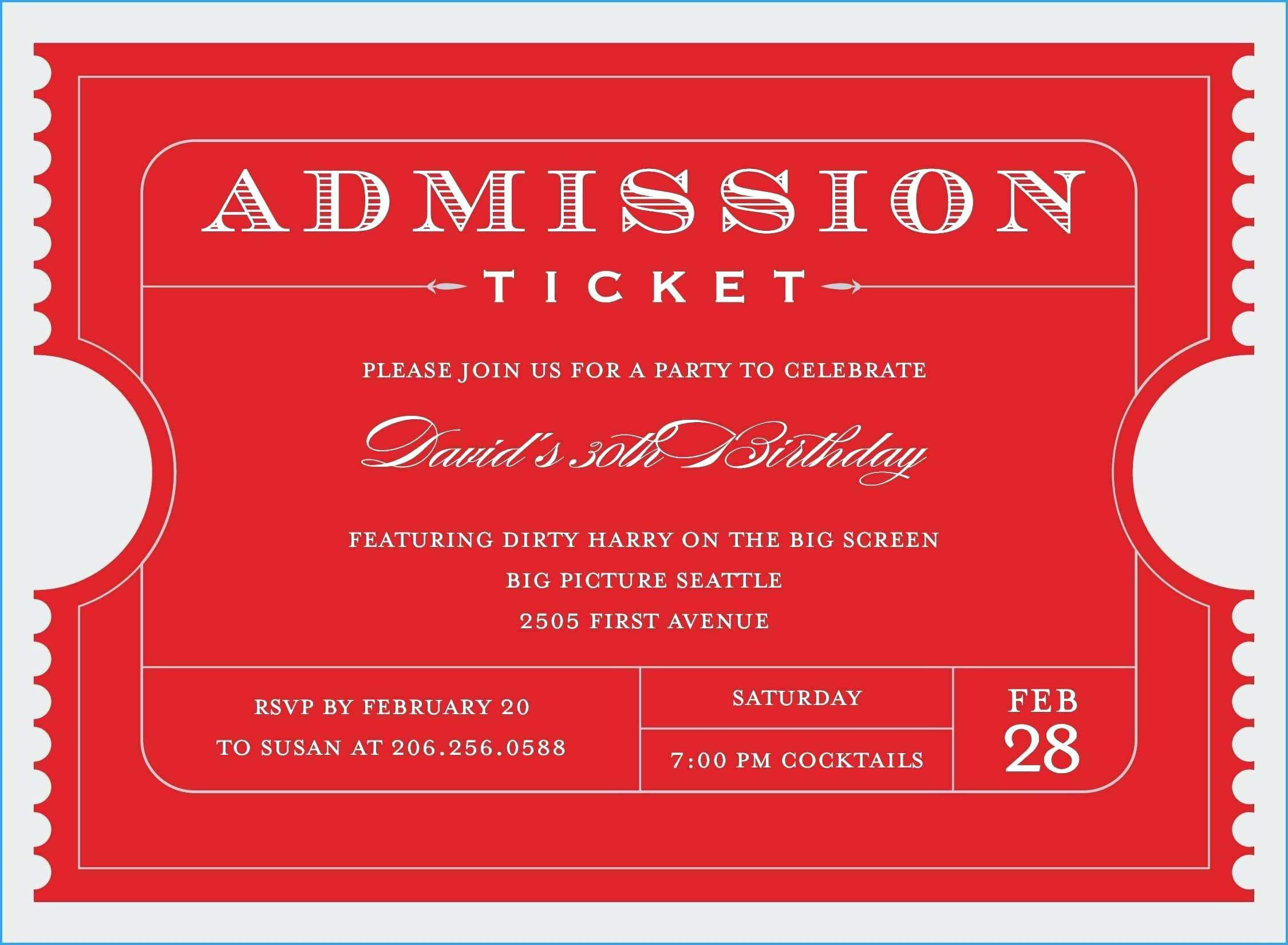 Help Desk Ticket Template Word – Wovensheet.co pertaining to Blank Admission Ticket Template