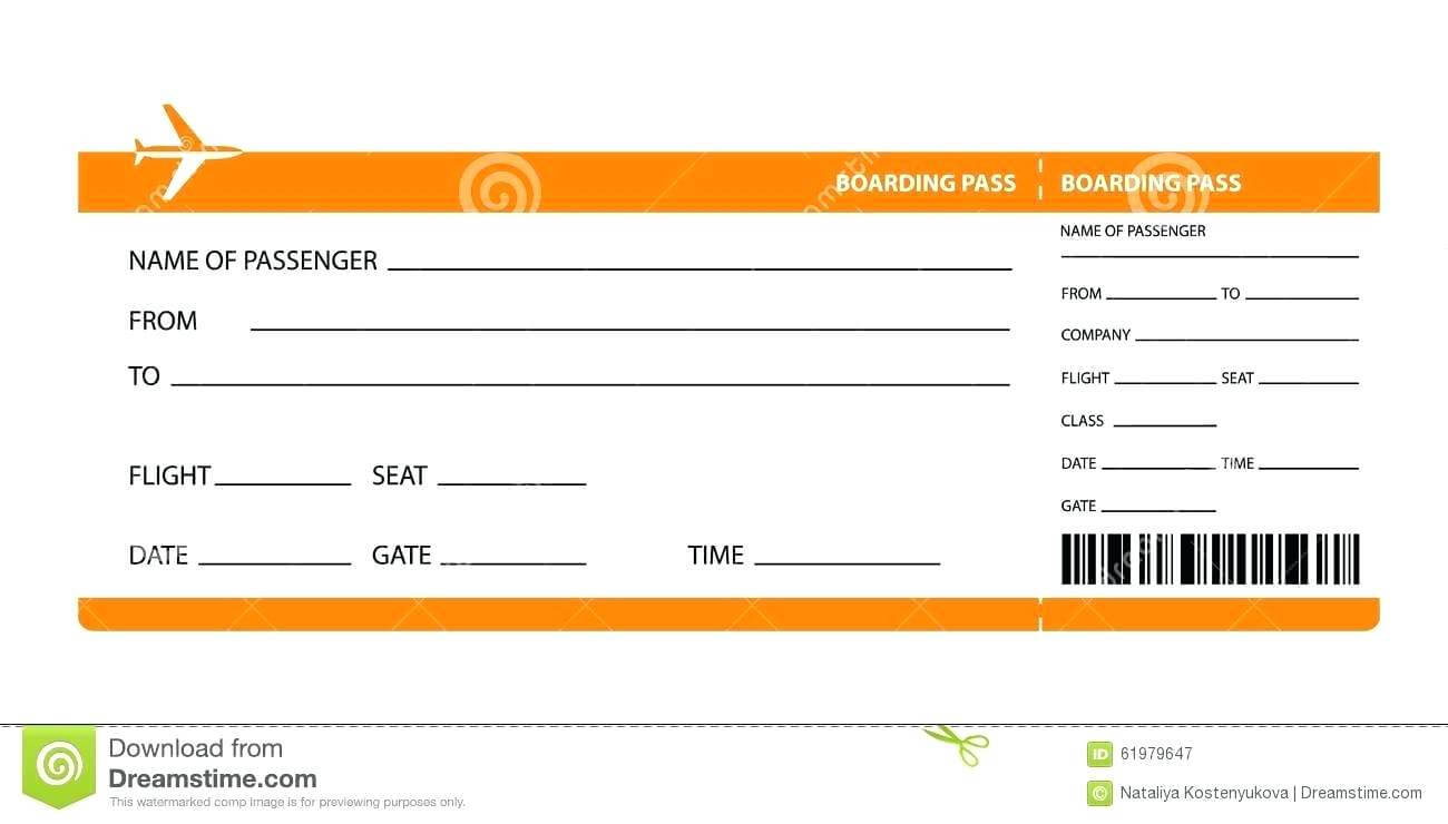 Help Desk Ticket Template Word – Wovensheet.co pertaining to Plane Ticket Template Word
