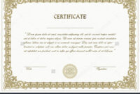 High Resolution Certificate Template – Atlantaauctionco in High Resolution Certificate Template