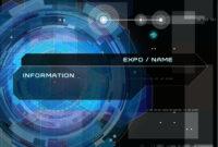 Hitech Powerpoint Templateevilskills On Deviantart regarding High Tech Powerpoint Template