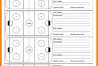 Hockey Practice Plan Template | Trafficfunnlr in Blank Hockey Practice Plan Template