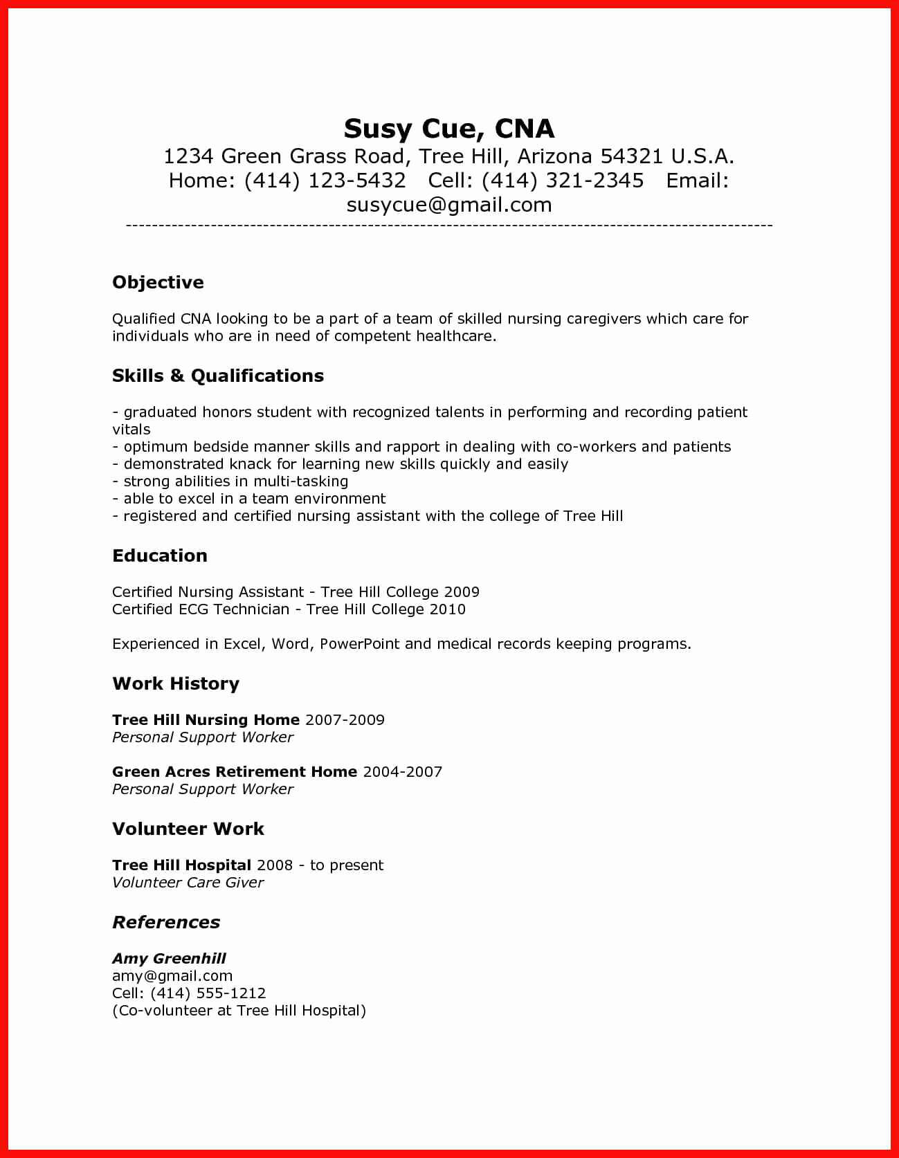 Home Support Worker Cover Letter Unique Aide Child Care with regard to Community Service Template Word