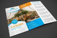 Hotel Brochure Design – Illustrator Tutorial with Hotel Brochure Design Templates