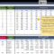 Hotel Financial Model Inside Financial Reporting Templates In Excel