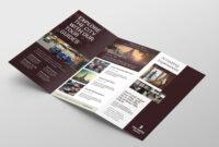 Hotel Tri-Fold Brochure Template V2 – Psd, Ai & Vector intended for Hotel Brochure Design Templates