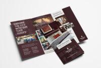 Hotel Tri-Fold Brochure Template V2 – Psd, Ai & Vector within Hotel Brochure Design Templates