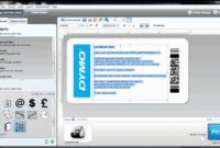 How To Build Your Own Label Template In Dymo Label Software? With Dymo Label Templates For Word