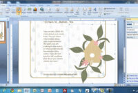 How To Create A Flyer In Ms Word.mp4 with Templates For Flyers In Word
