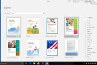 – How To Create A Flyer On Word 2016 with Templates For Flyers In Word