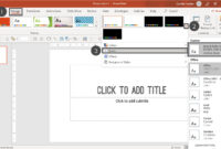 How To Create A Powerpoint Template (Step-By-Step) for What Is Template In Powerpoint