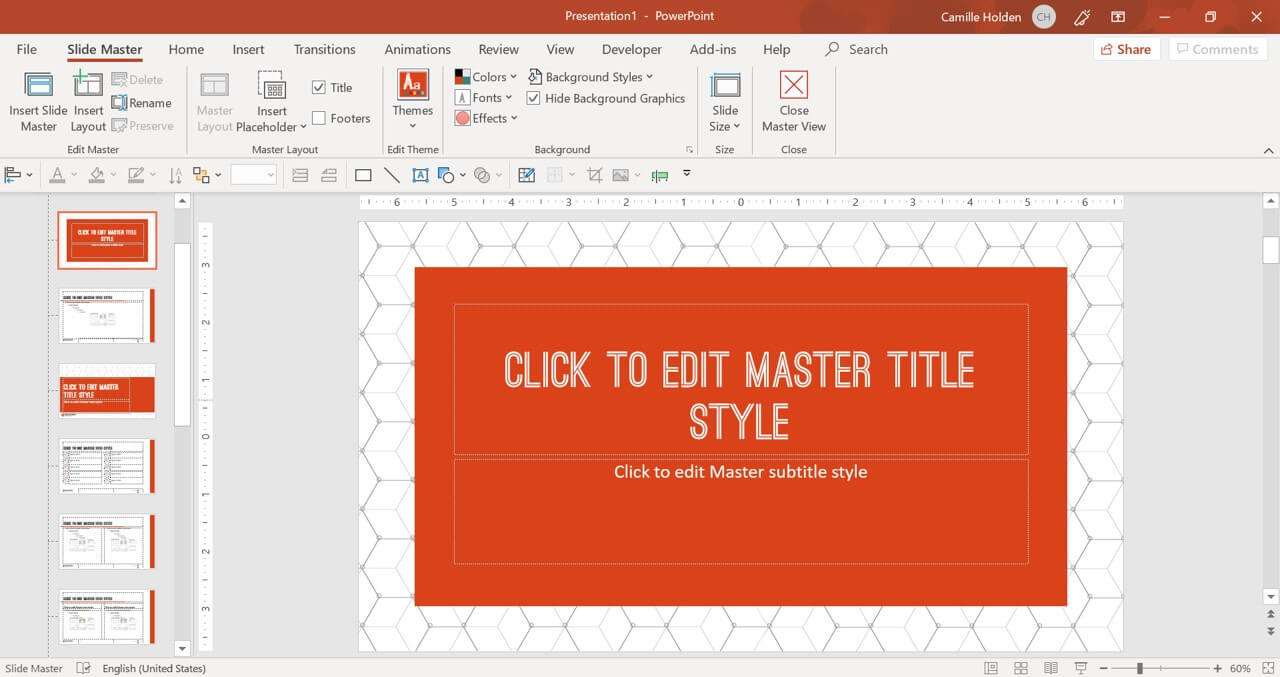 How To Create A Powerpoint Template (Step By Step) Regarding What Is A Template In Powerpoint