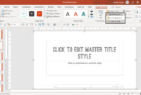 How To Create A Powerpoint Template (Step-By-Step) throughout How To Create A Template In Powerpoint