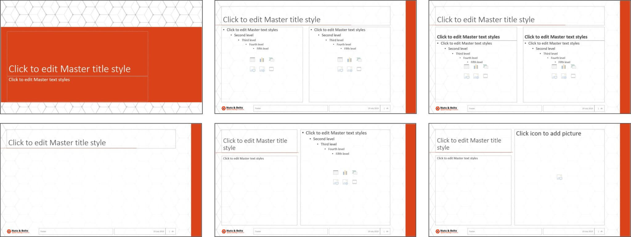 How To Create A Powerpoint Template (Step-By-Step) throughout Powerpoint Default Template