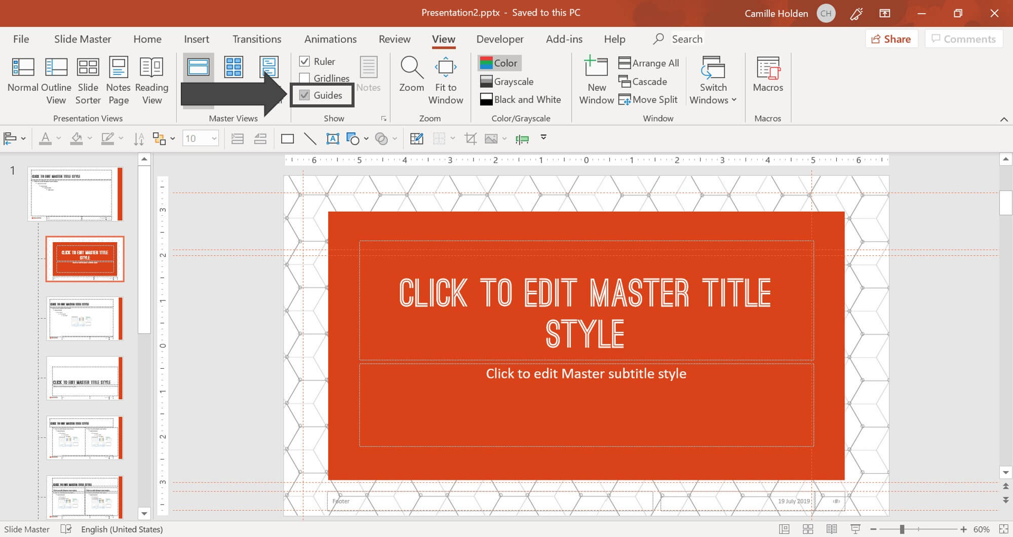 How To Create A Powerpoint Template (Step By Step) With What Is Template In Powerpoint