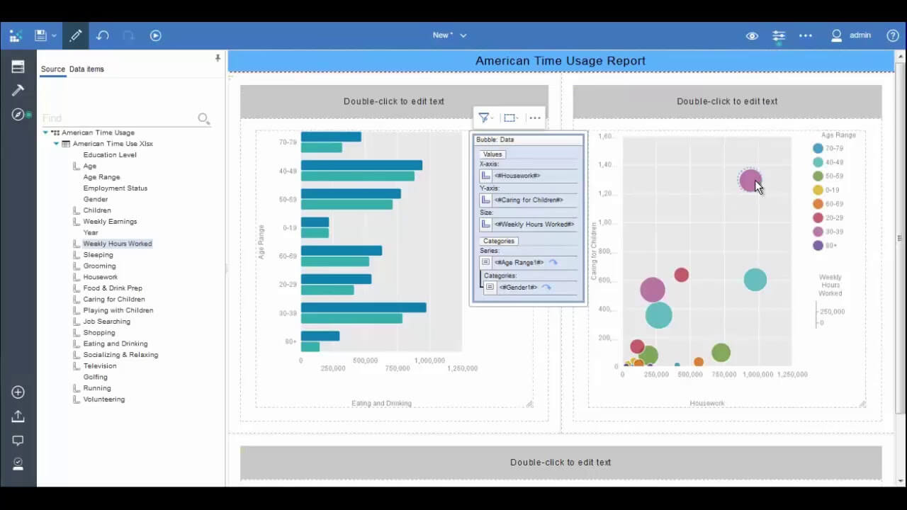 How To Create A Professional Report With Cognos Analytics Pertaining To Cognos Report Design Document Template
