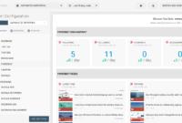 How To Create Pinterest Social Media Marketing Report with Social Media Marketing Report Template