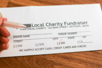 How To Create Pledge Cards intended for Fundraising Pledge Card Template