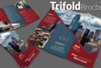 How To Design A Trifold Brochure In Adobe Illustrator Cc 2019 within Adobe Illustrator Tri Fold Brochure Template