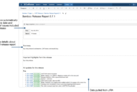 How To Document Releases And Share Release Notes – Atlassian intended for Software Release Notes Template Word