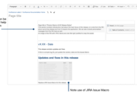 How To Document Releases And Share Release Notes – Atlassian with regard to Software Release Notes Template Word