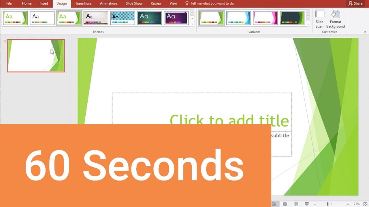 How To Download And Install A Powerpoint Template for How To Save A Powerpoint Template
